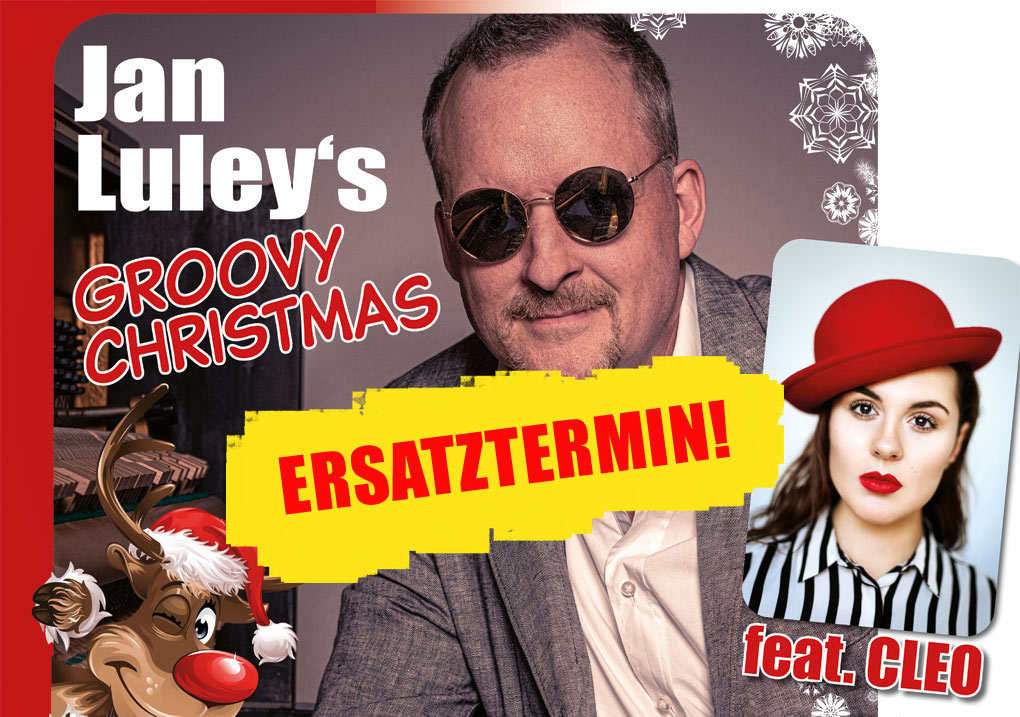 Jan LULEY's Groovy Christmas