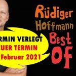Rüdiger Hoffmann im Lokschuppen Bebra am 20.02.20