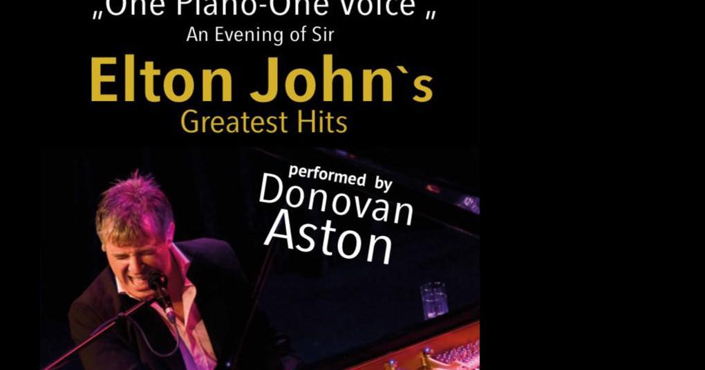 An Evening of Sir Elton John`s Greatest Hits