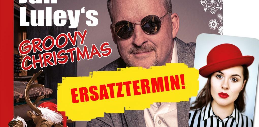 Jan LULEY's Groovy Christmas verlegt.
