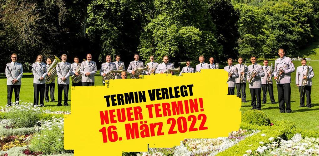 Neue Termine für Konzerte von Mothers Finest und Heeresmusikkorps Kassel!
