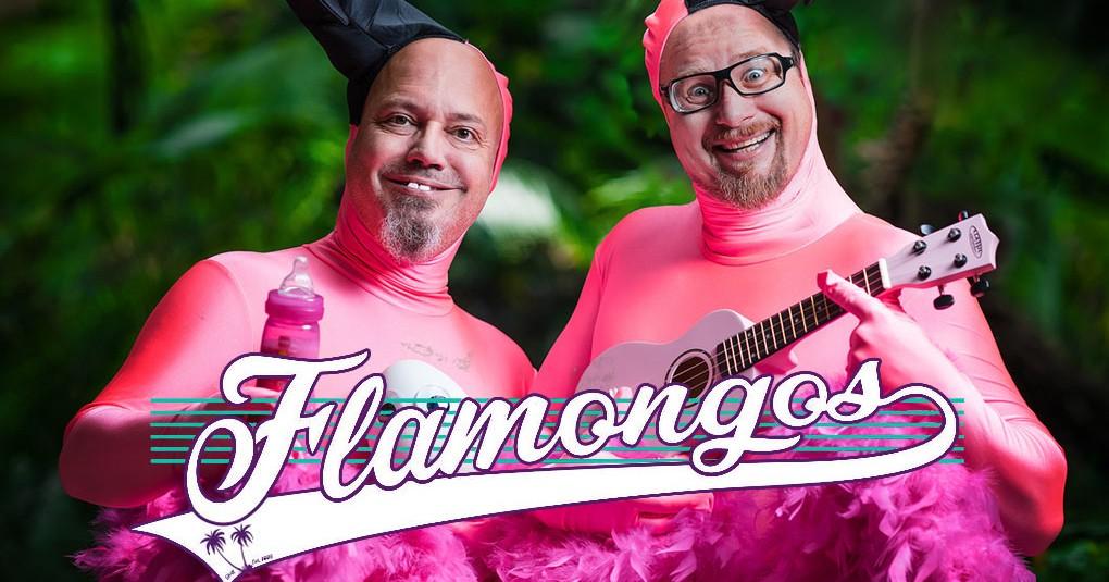 MUNDSTUHL mit neuem Programm: Flamongos