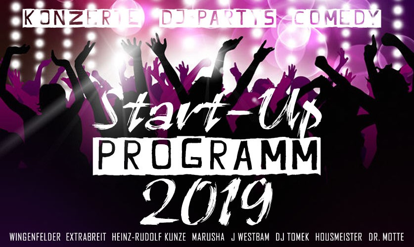 Lokschuppen Start-Up-Programm 2019