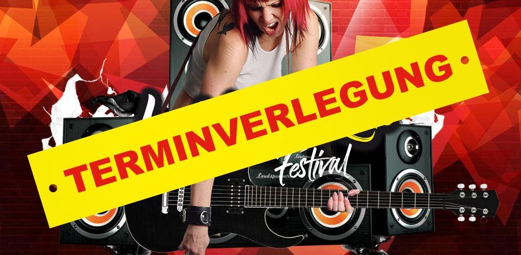 Achtung! Terminverlegung für Lady-Lok-Rock Festival