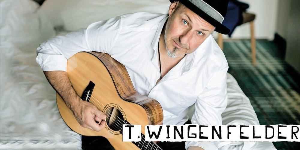 THORSTEN WINGENFELDER Konzert auf den 06. März 2020 verlegt