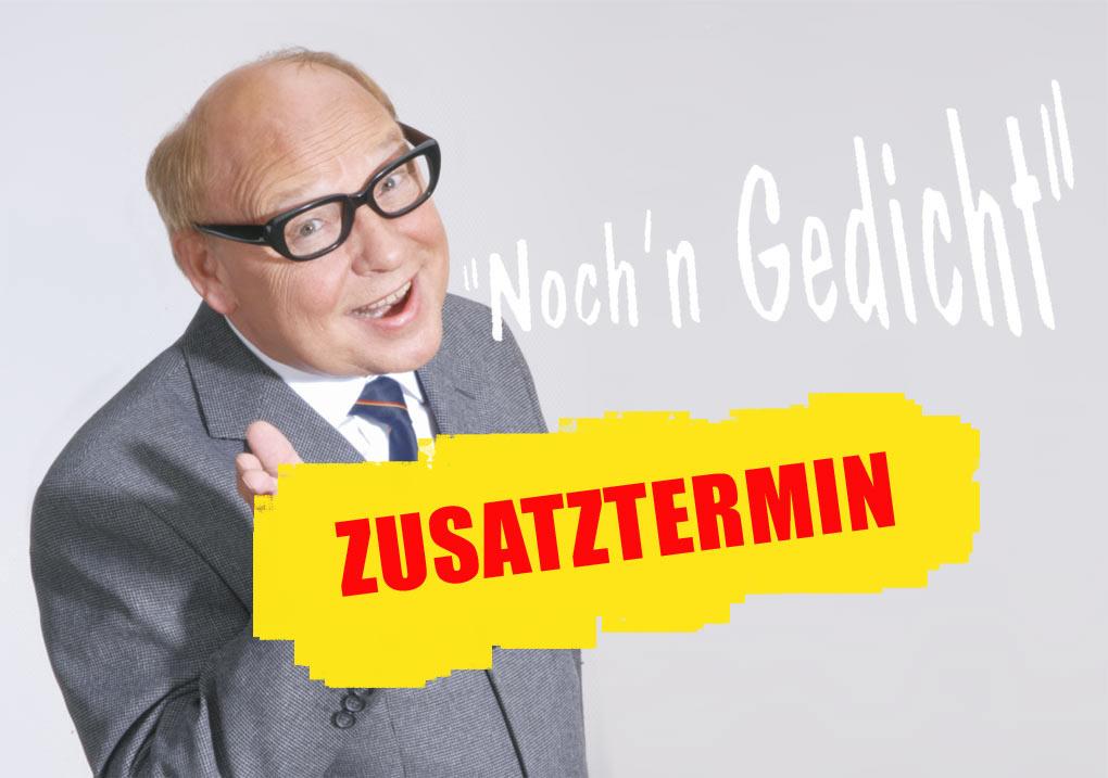 Der große Heinz Erhardt-Abend - Zusatztermin